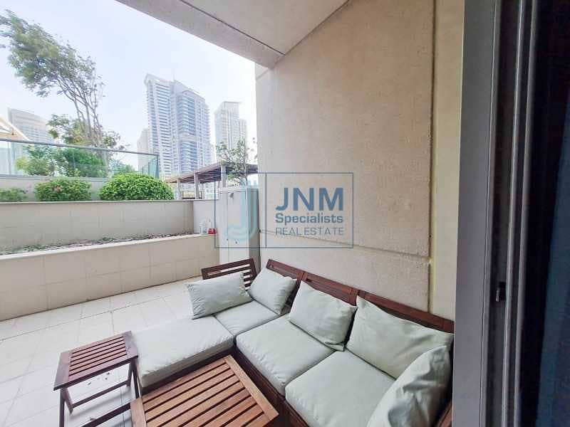 Investor's Deal! 1 Bedroom   Large Private Patio  
