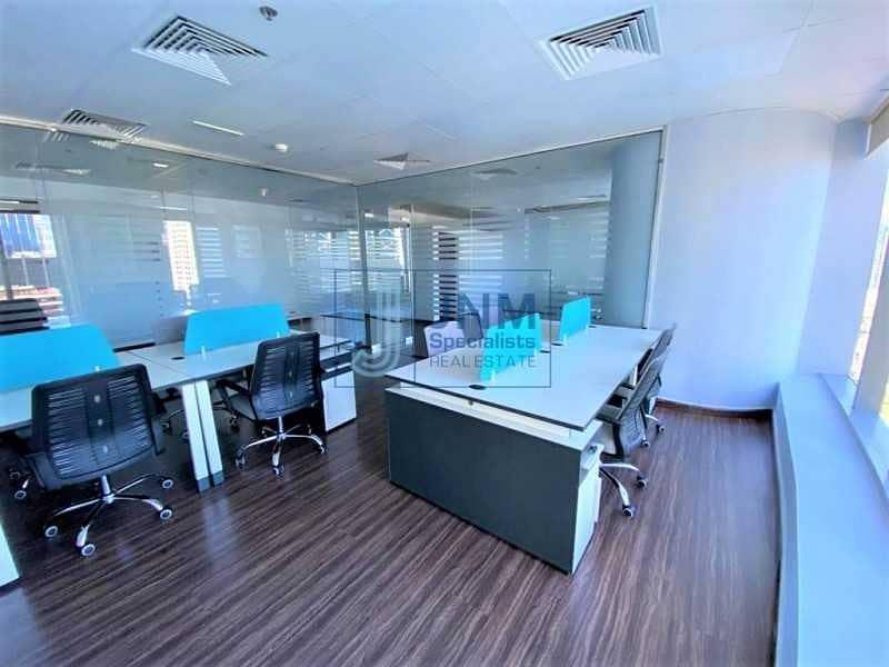 2 Rented til 2022 | Furnished Office | Mid Floor