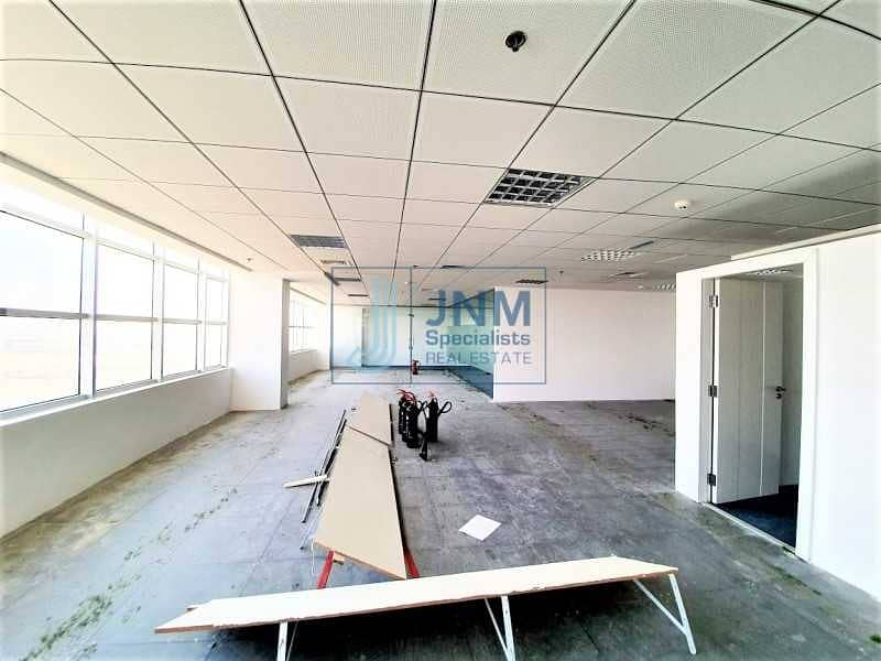 2 Fitted Office Space for rent in Mazaya
