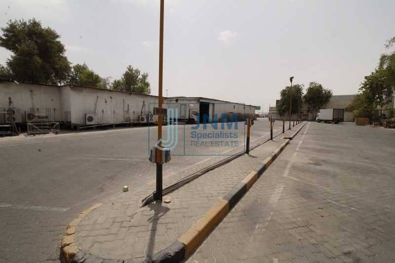 2 Commercial Land with Factory | Including Electricity