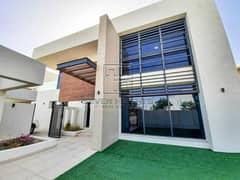 Luxury Villa 4BR+Maid & Big Garden !!