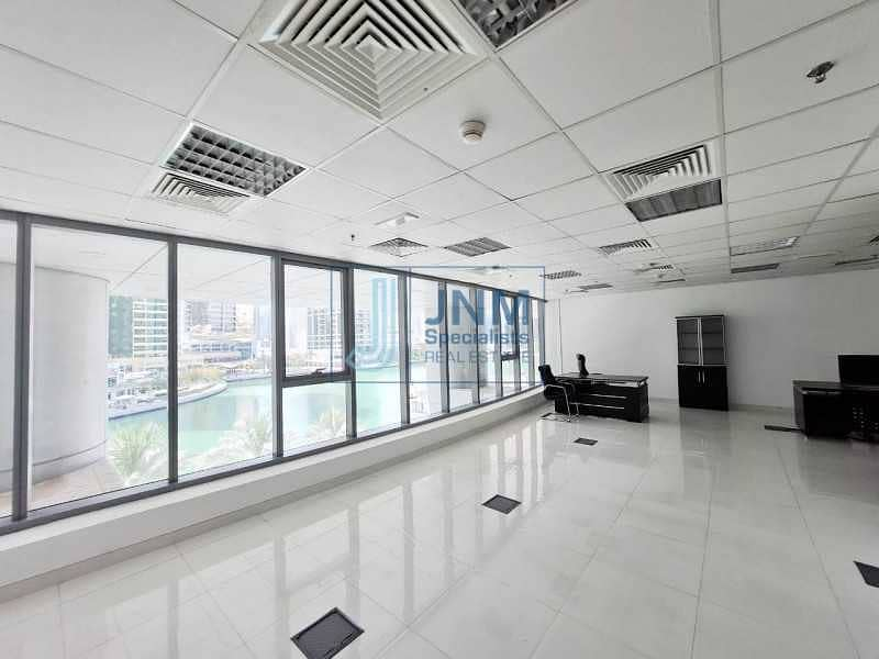 Fitted Office Space | Lower Floor | Lake View