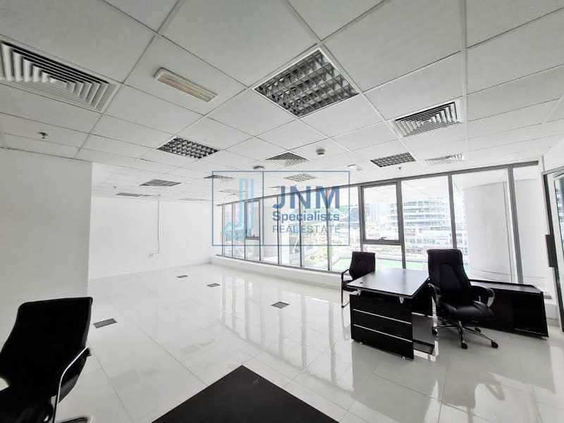 2 Fitted Office Space | Lower Floor | Lake View