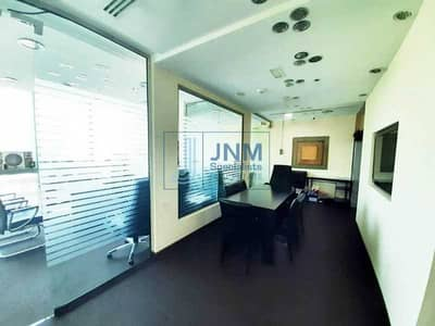 Office for Sale in Jumeirah Lake Towers (JLT), Dubai - High Floor | Fully Furnished Office | Vacant