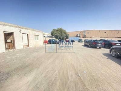Plot for Sale in Al Quoz, Dubai - Commercial Land   Al Qouz Industrial 4   Rented