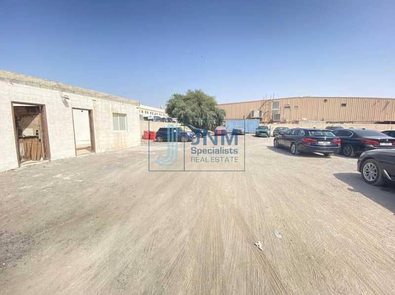 Commercial Land | Al Qouz Industrial 4 | Rented