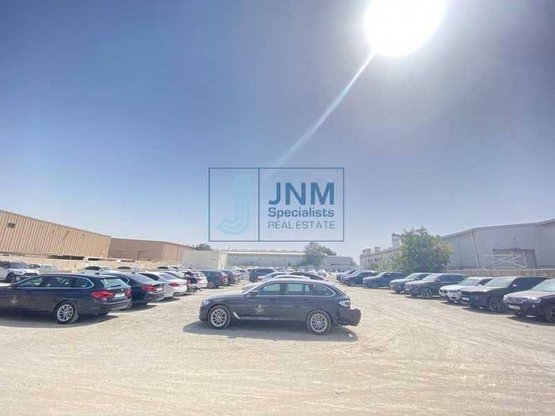 10 Commercial Land | Al Qouz Industrial 4 | Rented