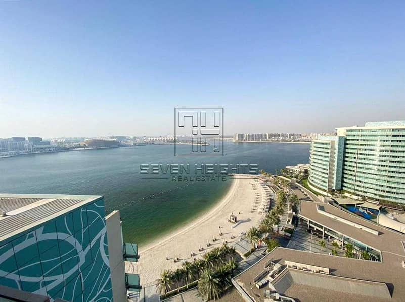 16 3 Payment  Fabulous 3BR+Maid  Big Balcony With Full Sea View .