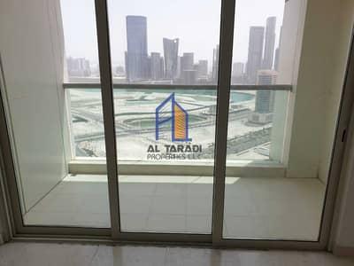 فلیٹ 2 غرفة نوم للايجار في جزيرة الريم، أبوظبي - Spacious & biggest layout with balcony in marina square