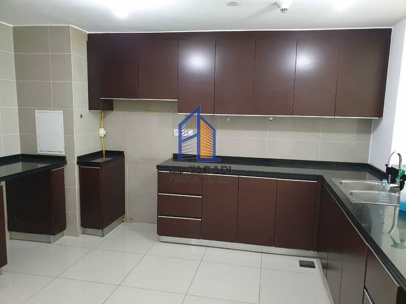 2 Spacious & biggest layout with balcony in marina square