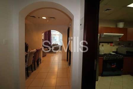 فلیٹ 1 غرفة نوم للبيع في الخان، الشارقة - High Floor |Partial Sea View| 1 Parking Slot