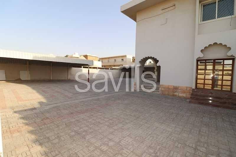 2 Spacious Villa in Al Tarfa on a Big Plot