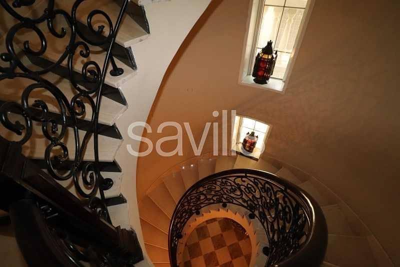 19 Spacious Villa in Al Tarfa on a Big Plot