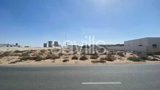 Plot for Sale in Al Noaf, Sharjah - Land Nearby Main Street in Al Nouf