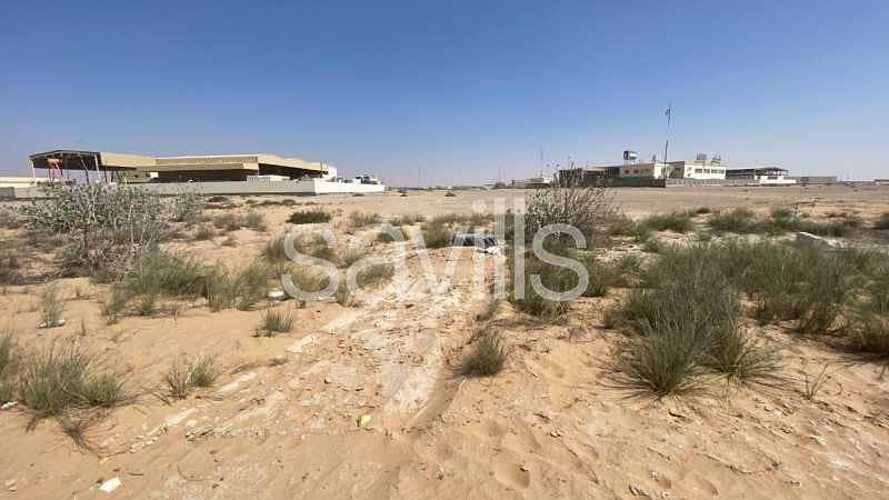 2 Land Nearby Main Street in Al Nouf