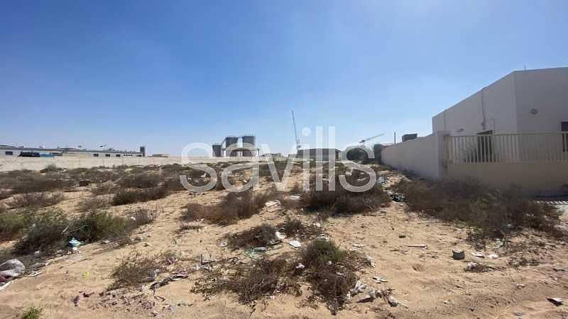 3 Land Nearby Main Street in Al Nouf