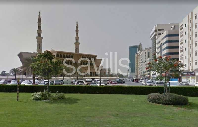 Mix use land behind King Faisal Mosque