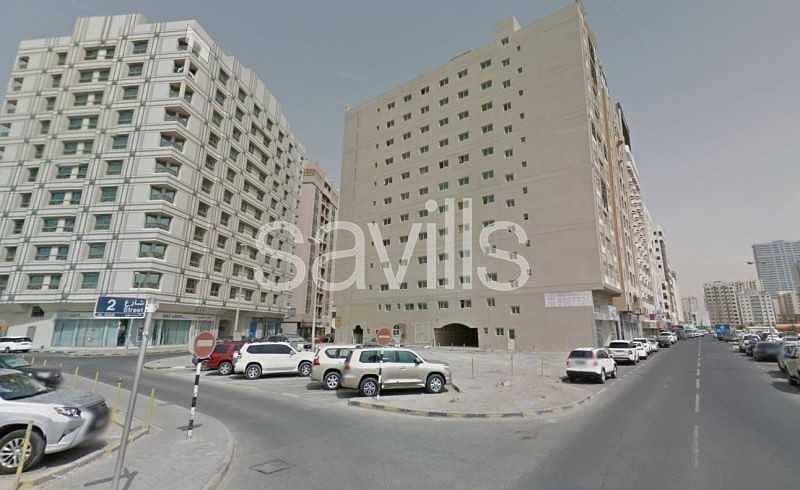 2 Mix use land behind King Faisal Mosque