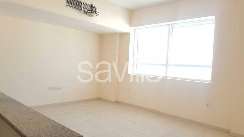 2 One bedroom apartment in Mujarra opposite Mubarak Center