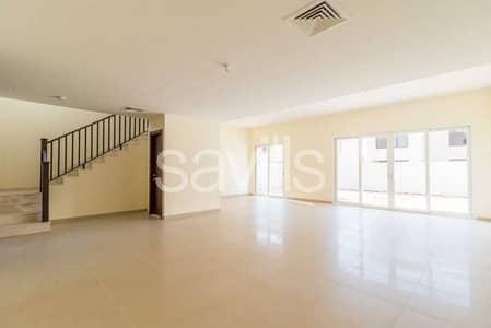 4 Bedroom Townhouse for Sale in Muwaileh, Sharjah - High Privacy Single row unit in Al Jouri