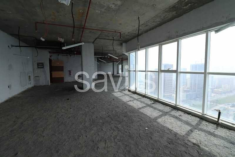 16 Chiller and Parking free Brand new office for Rent