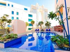 شقة في مارينا سان سات باي مارينا 1 غرف 85000 درهم - 4540040