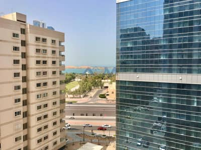 1 Bedroom Apartment for Rent in Tourist Club Area (TCA), Abu Dhabi - Affordable Price 1 Bedroom Apartment! Partial Sea View