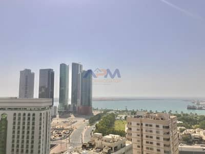 1 Bedroom Apartment for Rent in Tourist Club Area (TCA), Abu Dhabi - Hot Offer | Brand New 1 BHK With Sea view |Parking