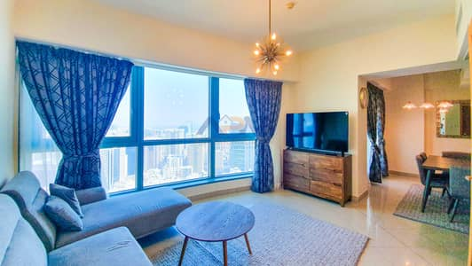 1 Bedroom Flat for Rent in Corniche Area, Abu Dhabi - Elegant 1 Bed Room Apartment With All Facilities.