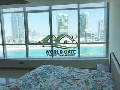 استوديو  للبيع في جزيرة الريم، أبوظبي - Full sea view I Furnished Studio for SALE I Al Reem island