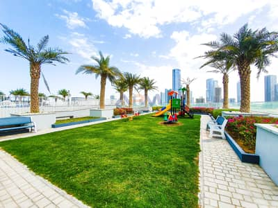 2 Bedroom Flat for Rent in Al Reem Island, Abu Dhabi - Spacious and affordable 2+1 BHK apartment