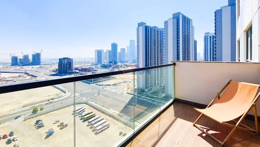 2 Bedroom Flat for Rent in Al Reem Island, Abu Dhabi - NEW ! Fully Furnished ! 2BHK + Balcony With Excellent Finishing.