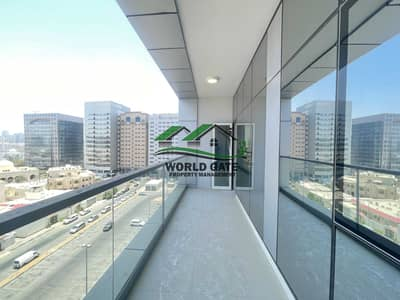 2 Bedroom Apartment for Rent in Electra Street, Abu Dhabi - A Steller apartment in Electra street I 2 BHK I all amenities