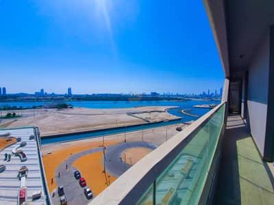 فلیٹ 3 غرف نوم للايجار في جزيرة الريم، أبوظبي - Exquisite Brand New Sea View Apartment.