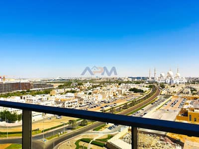 2 Bedroom Flat for Rent in Grand Mosque District, Abu Dhabi - Grand Mosque View