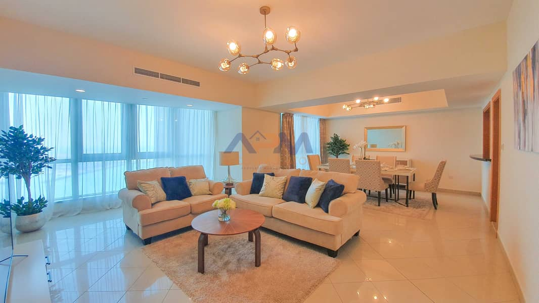 2 3+1 BHK Luxurious  apartment