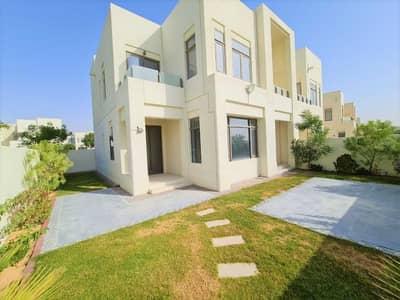 فیلا 3 غرف نوم للايجار في ريم، دبي - Corner villa with landscaped garden