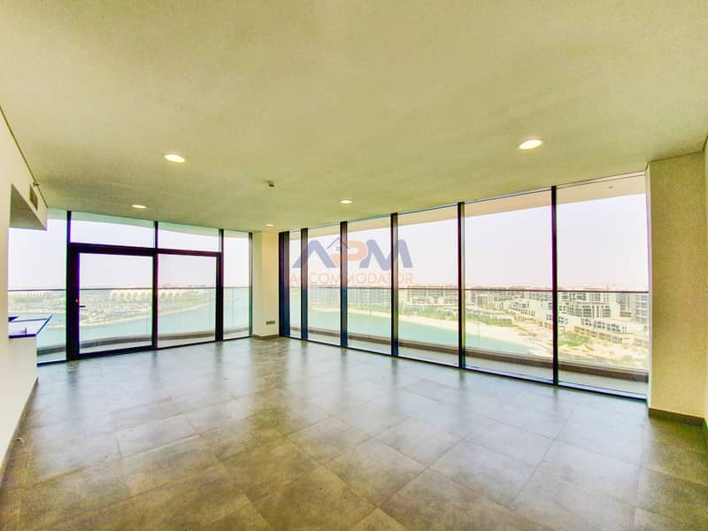 2 FULL SEA VIEW ! Spacious 3 Bed + Maid + Balcony.
