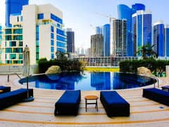 Prime Mangrove View 2 Bed Apartment with Maid.