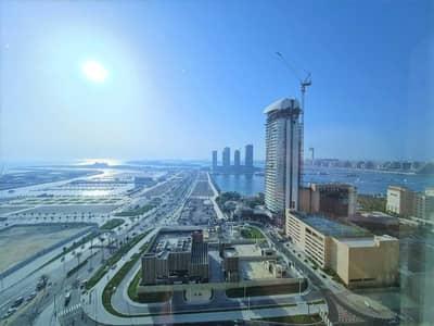 شقة 2 غرفة نوم للايجار في دبي مارينا، دبي - Full Sea view 2 BD   High Floor