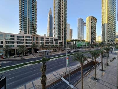 استوديو  للايجار في وسط مدينة دبي، دبي - Spacious Studio on Boulevard St. Stand point