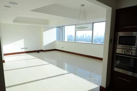 شقة 2 غرفة نوم للبيع في مركز دبي التجاري العالمي، دبي - Prestigious Duplex Unit with SZR View
