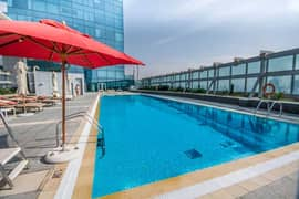 شقة في مساكن جميرا ليفنج بالمركز التجاري العالمي مركز دبي التجاري العالمي 2 غرف 1850000 درهم - 4514148
