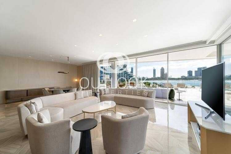 Upgraded Penthouse   3 Br + Maid   Private Pool