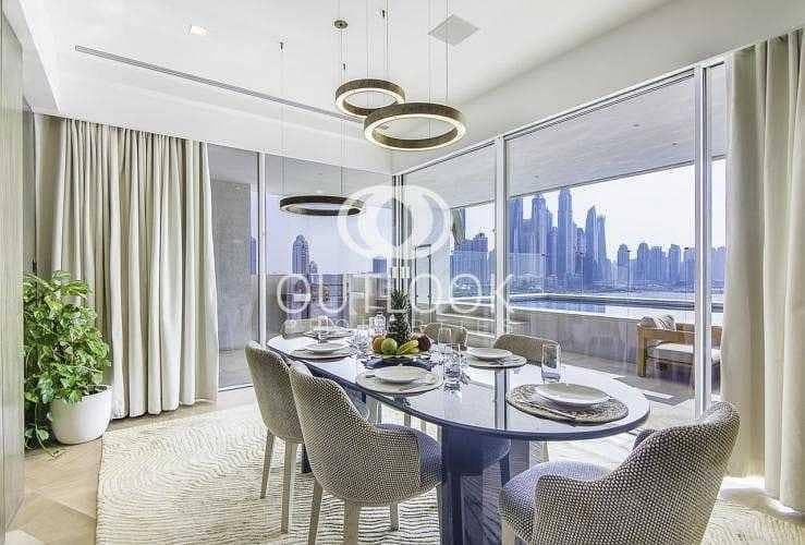 2 Upgraded Penthouse   3 Br + Maid   Private Pool