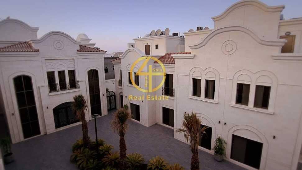High Income 4 villas compound private enterence Garden