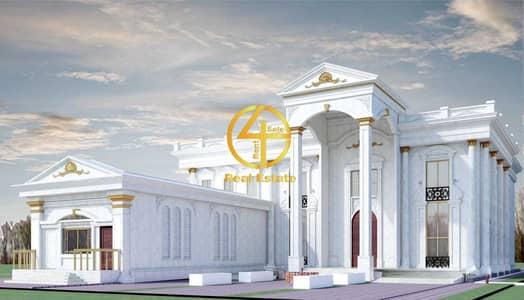 5 Bedroom Villa for Sale in Al Shamkha South, Abu Dhabi - Luxurious 5BR Villa with Modern Finishing