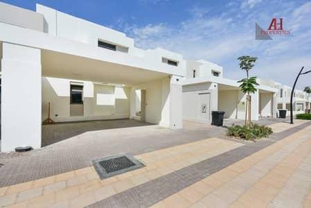 تاون هاوس 3 غرف نوم للبيع في تاون سكوير، دبي - Exclusive | Single Row Unit | Ready by June