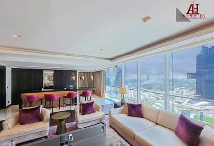 1 Bedroom Penthouse for Rent in Sheikh Zayed Road, Dubai - EXCLUSIVE   One Of Kind   Rera to find   Serviced
