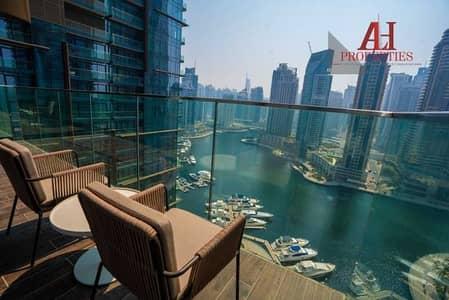 3 Bedroom Hotel Apartment for Rent in Dubai Marina, Dubai - Exclusive Agency | Premium 3 Bedroom | Serviced